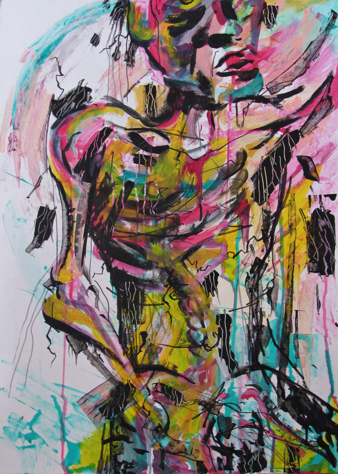 Leere, 50x70cm, Marc Allgaier, 2013