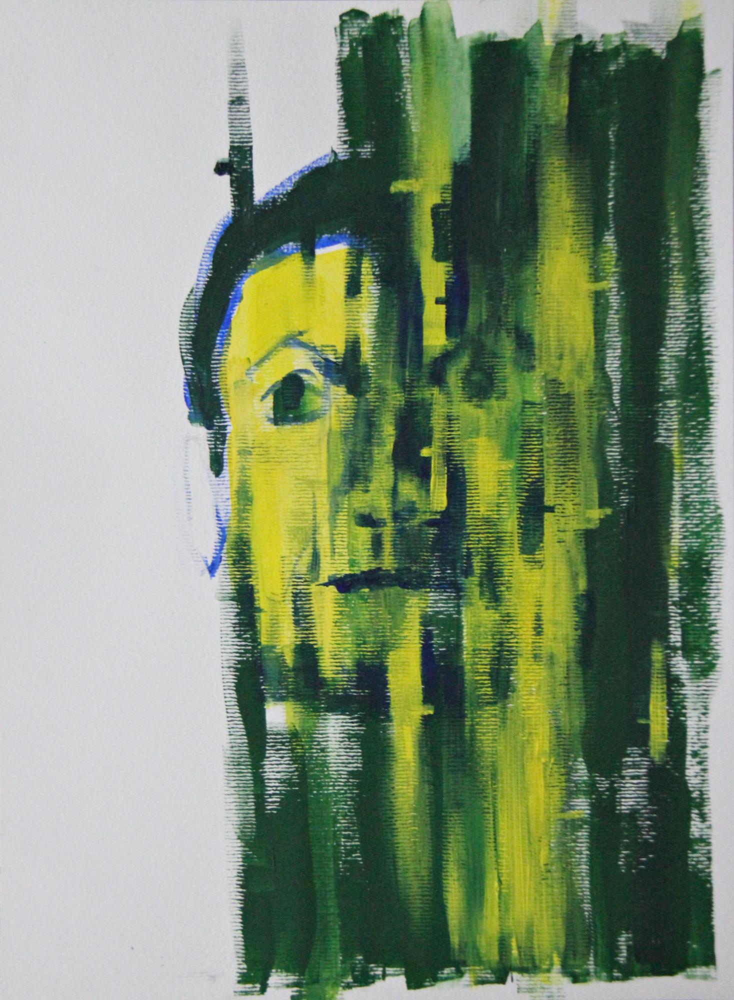Portrait, Marc Allgaier, 2010